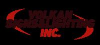 Volkan Signs & Lighting, Inc. Logo