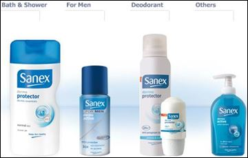 Sanex'