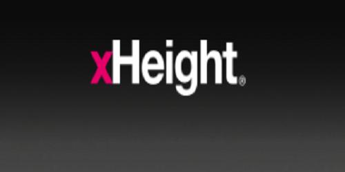 Company Logo For xHeight Design'