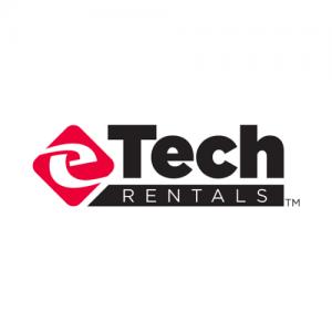 Company Logo For eTech Rentals'