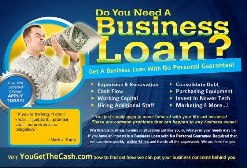 small business loans'