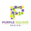 Purple Square Web Design