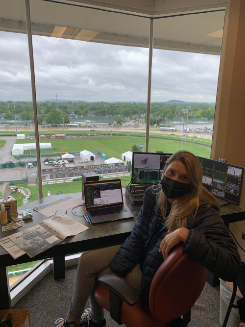 Executive Producer for Van Wagner Overseeing the Derby'