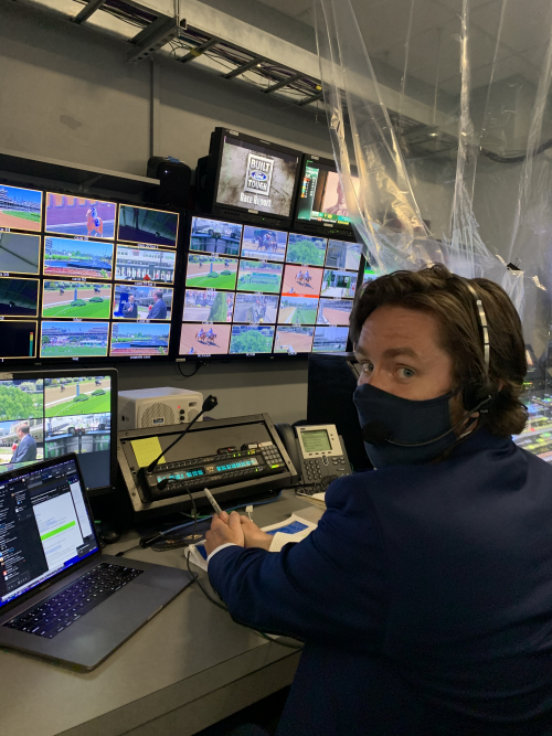 Behind the Scenes at the 2021 Kentucky Derby'