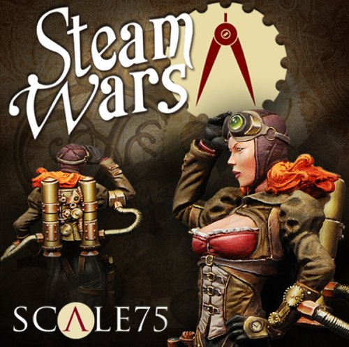 Steamwars by Scale75'