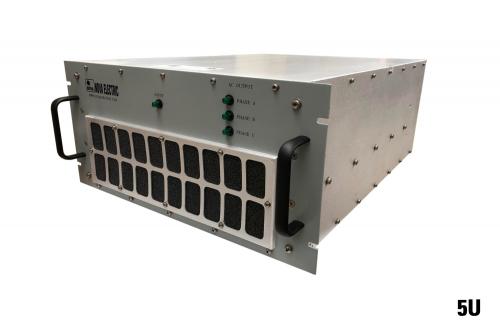 Nova Electric NGLRK Three Phase Lightweight DC-AC Inverters'