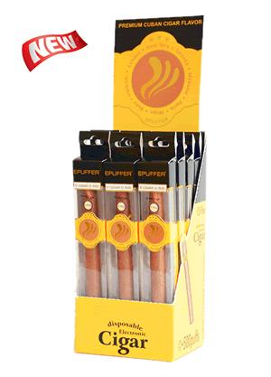 ePuffer Electronic Cigar Retail 12-pack'
