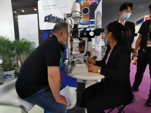 MediWorks Attends the SIOF 2021 with Advanced Ophthalmic Ins'