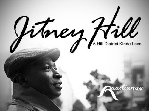 Company Logo For Jitney Hill: The Movie'