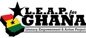 Company Logo For LEAP for Ghana'