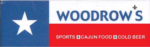 Company Logo For Woodrow's Texas Ice House'