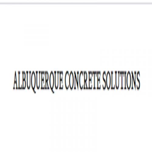 Company Logo For Albuquerque Concrete Solutions'