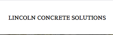 Company Logo For Lincoln Concrete Solutions'