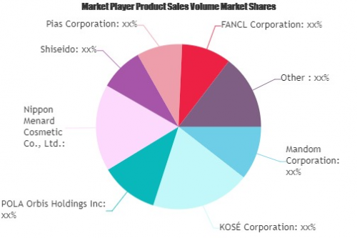 Japanese Cosmetics Market'