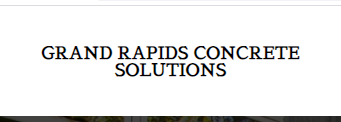Company Logo For Grand Rapids Concrete Solutions'