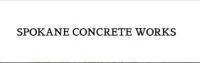 Spokane Concrete Works Logo