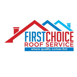 Company Logo For First Choice Roof Service'