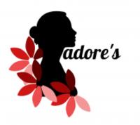 Adore's Threading & Hair Salon Logo