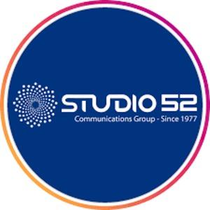 Company Logo For Studio 52 Media Production Group Oman'