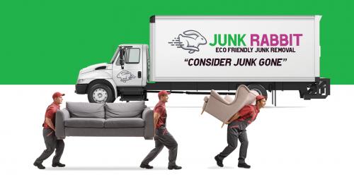 Company Logo For Junk Rabbit'