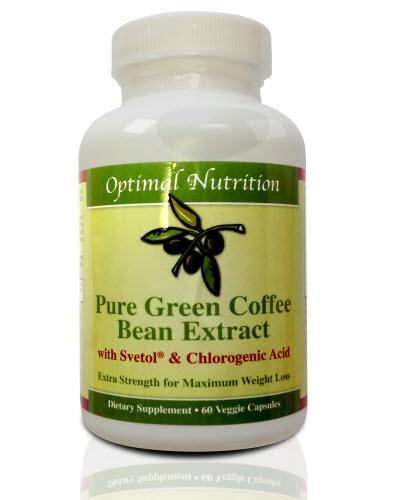 Svetol Green Coffee Bean Extract'