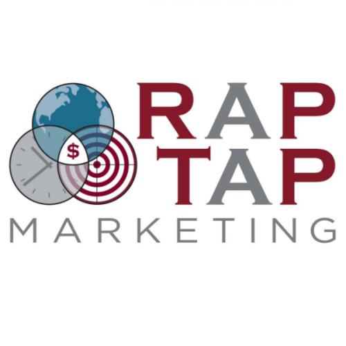 Company Logo For RapTap Marketing'