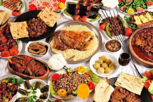 ANIL UZUN The Variety of Turkish Food'