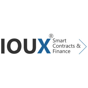 Company Logo For IOUX - Smart Contracts and Finance'