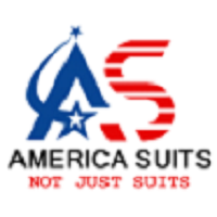 Company Logo For America Suits'