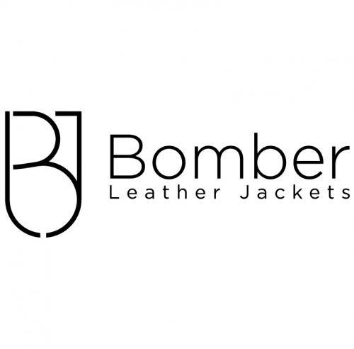 Company Logo For Bomber Leather Jackets'