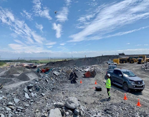 Drone Land Survey'