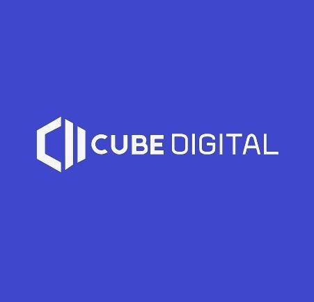 Company Logo For Cube Digital'