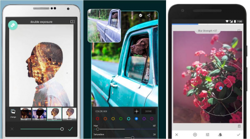 Photo Editing App'