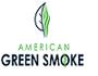 Company Logo For American Green Smoke'