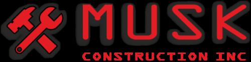 Company Logo For MUSK Construction Kitchen Remodeling Fremon'