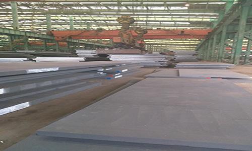 Corten B Steel Plate Distributors in Mumbai'