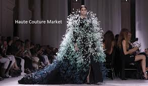 Haute Couture Market Growing Popularity and Emerging Trends'