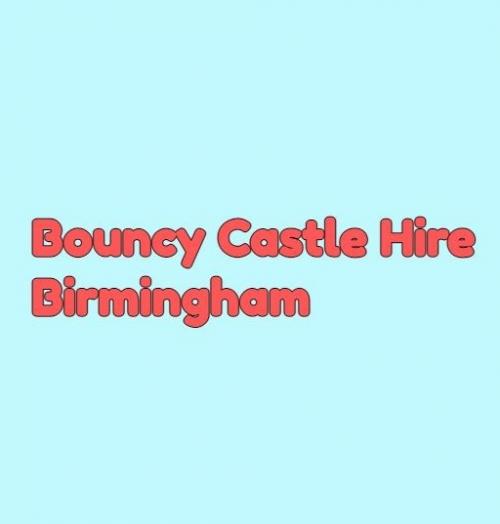 Bouncy Castle Hire Birmingham'