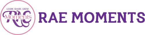 Company Logo For RAE Moments'