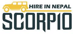 Company Logo For Scorpio Hire in Nepal'