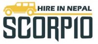 Scorpio Hire in Nepal Logo