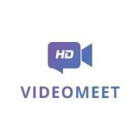 Company Logo For Videomeet'