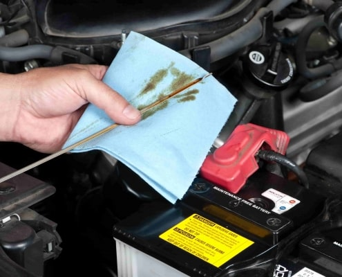 Air Filter Replacement'
