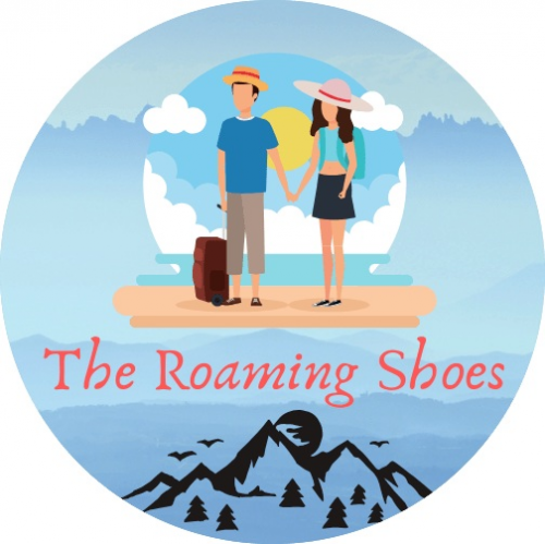 Company Logo For The Roaming Shoes'
