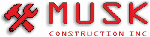 Company Logo For MUSK Construction Kitchen and Bathroom Remo'