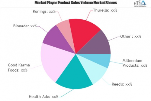 Fermented Non-Dairy Non-Alcoholic Beverages Market'