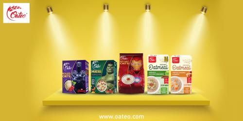 Healthy Oats - Oateo oats Online in India'