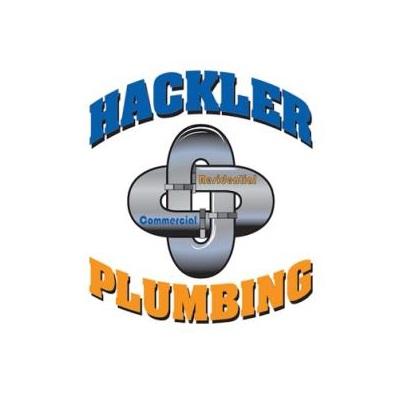 Company Logo For Hackler Plumbing'