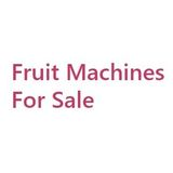 Company Logo For Fruit Machines For Sale'