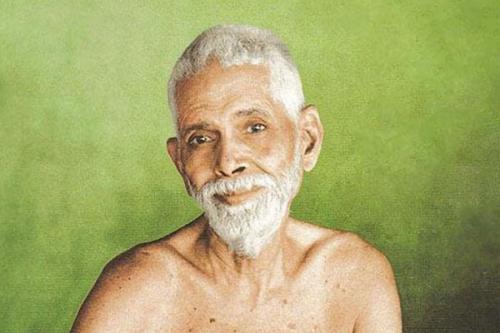 Ramana Maharshi'